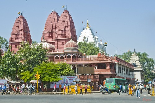 Digambar Jain Temple - Old Delhi | Jainism is one of the ...