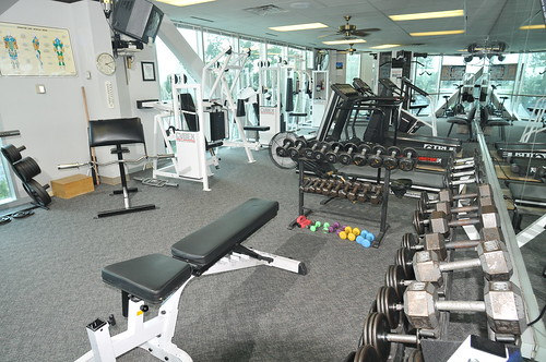 Free Weights | by stdavidshealthcare
