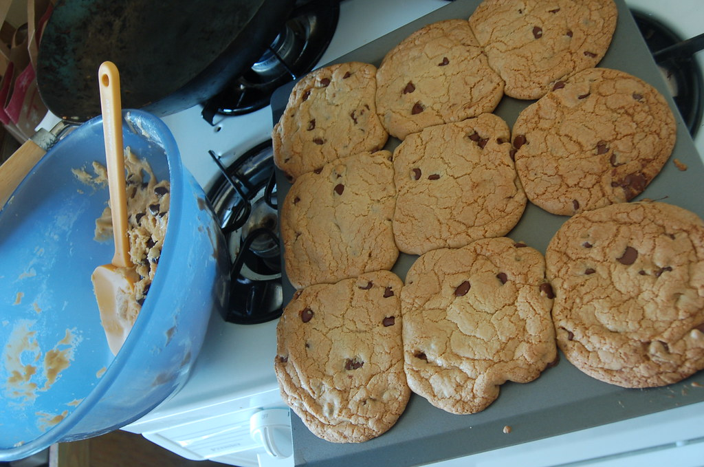 Homemade Chocolate Chip Recipe Kitchen Cafe Diner Wall Picture