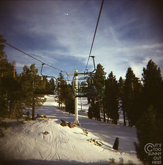 Big Bear Holga 11 | by TooSunnyOutHere