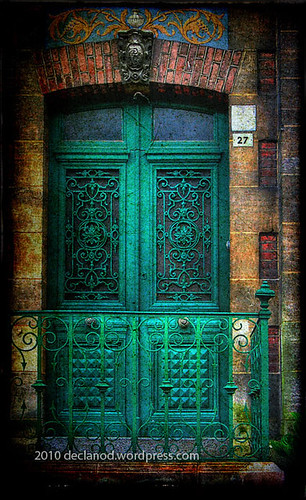 Number 27 - Honfleur Doorway | by sbox