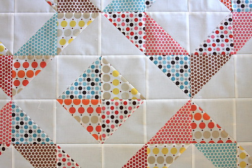 hst quilt top | by izzy inspired