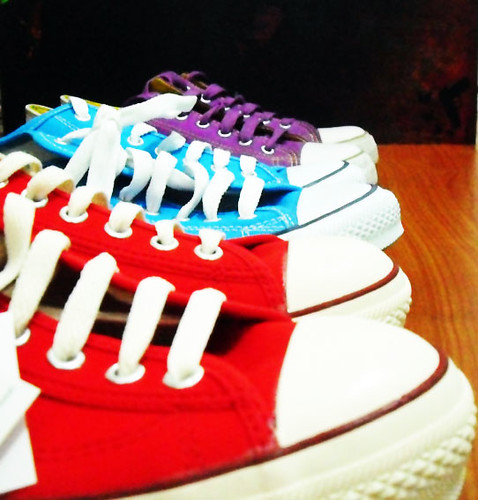 Converse | by Sayan Devaan Leanage