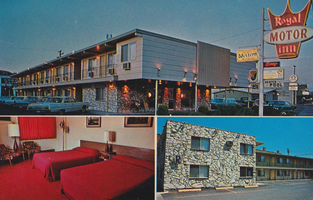 Royal Motor Inn - Lewiston, Idaho
