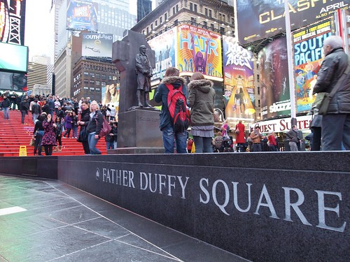 Duffy Square | by kryšpín