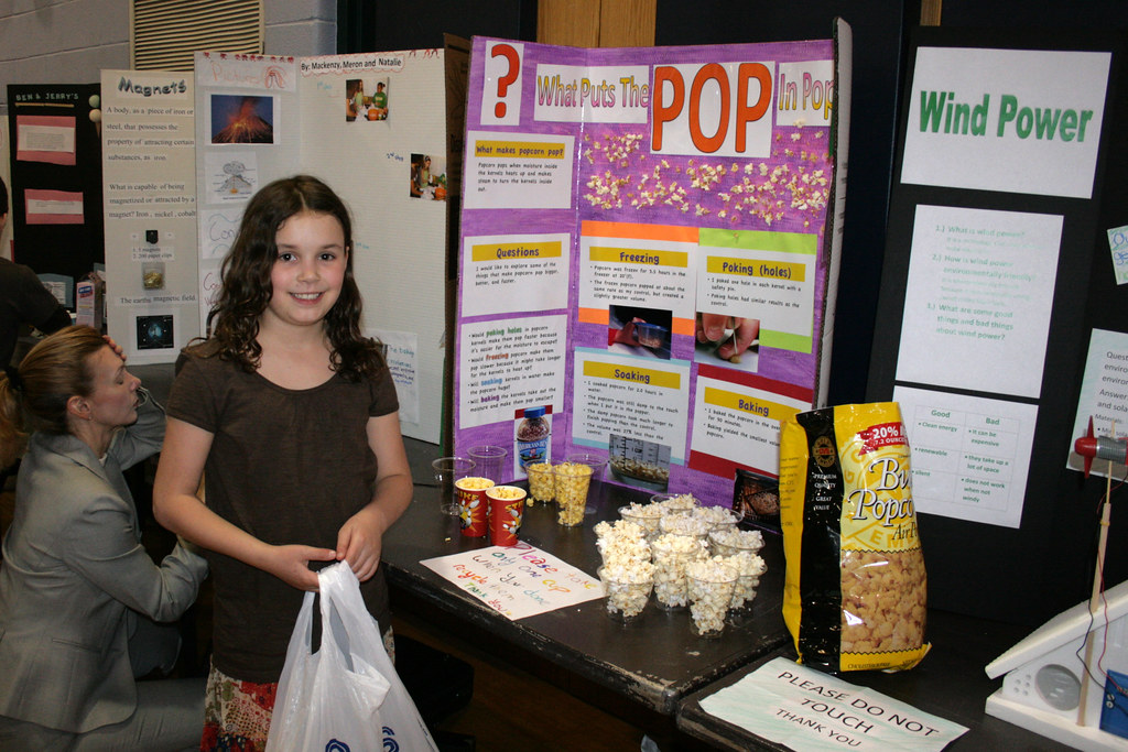 Th Grade Science Project Ideas With Food