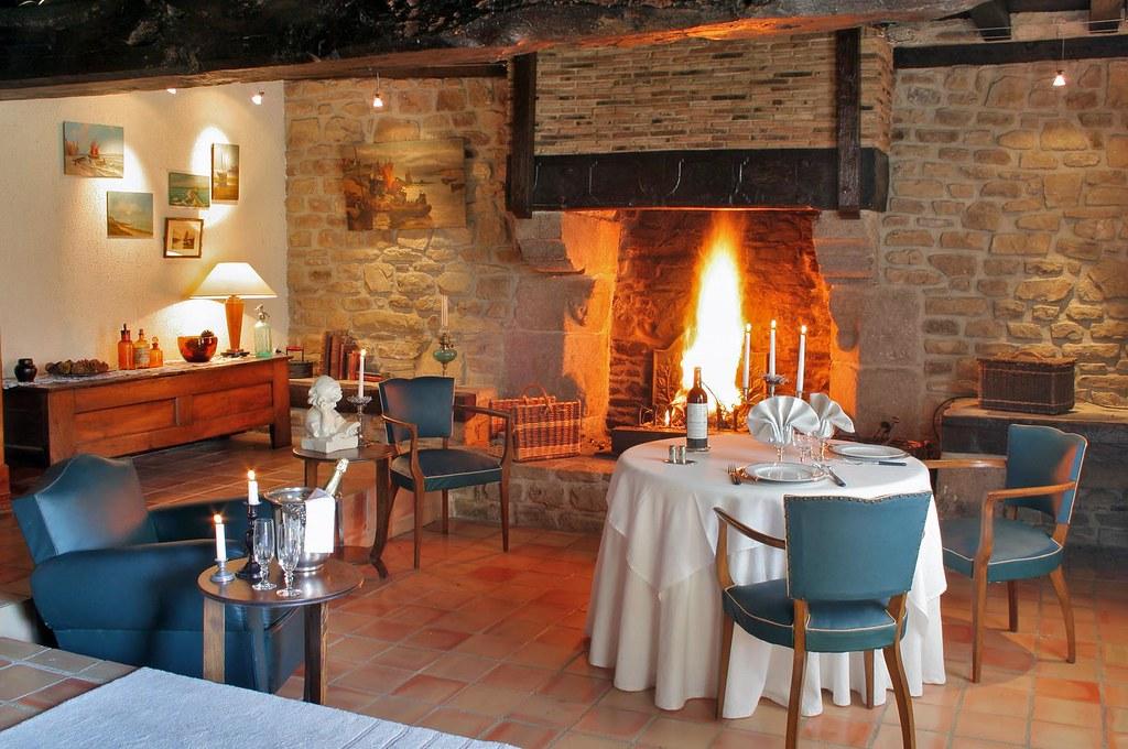 Repas En Table D 39 H Tes Chambre D 39 H Tes En Bretagne Ch60 Flickr