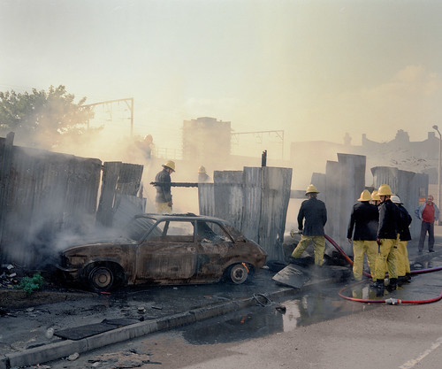 car fire 1986 | by chrisdb1