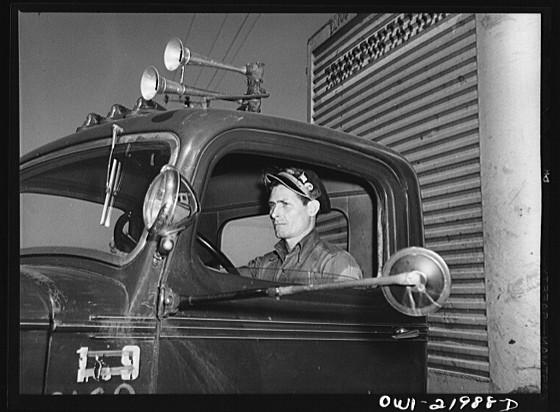 Local delivery truck driver | Montgomery, Alabama. Local del… | Flickr