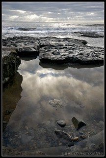 ROCK POOL, SOUTHERNDOWN, WALES | by IMAGES OF WALES.... (TIMWOOD)