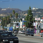 Sunset Boulevard - Los Angeles