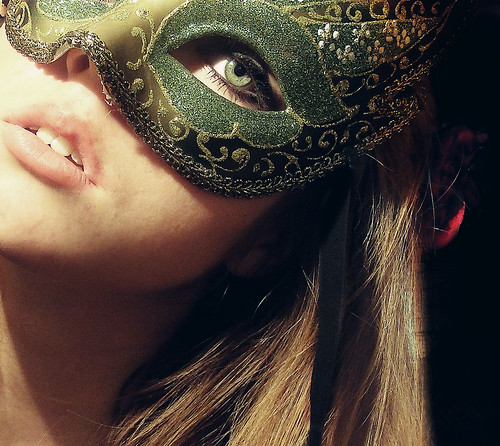 Lets play masquerade | by Mii♥