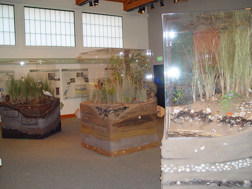 Kettle Pond Visitor Center Kettle Pond Visitor Center In C Flickr