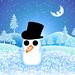 * Snowman Wallpaper *