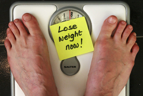 Lose weight now | by Alan Cleaver