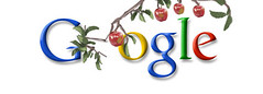 Google Newton Tree Logo | by rustybrick