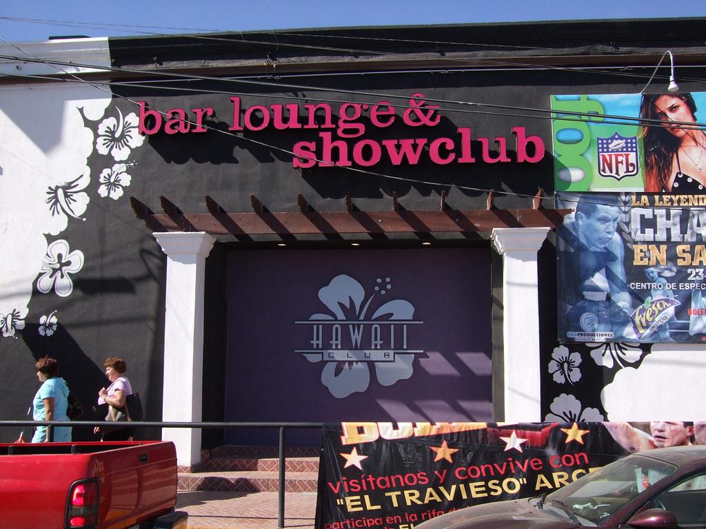 Club hawaii algodones mexico