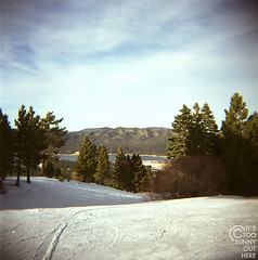 12/19/2009 - Big Bear Holga 10 | by TooSunnyOutHere