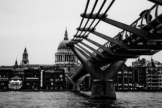 B&W Bridge | by Sarah G...