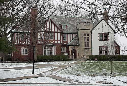 027 365 Springfield Il English Style Half Timber Resid Flickr