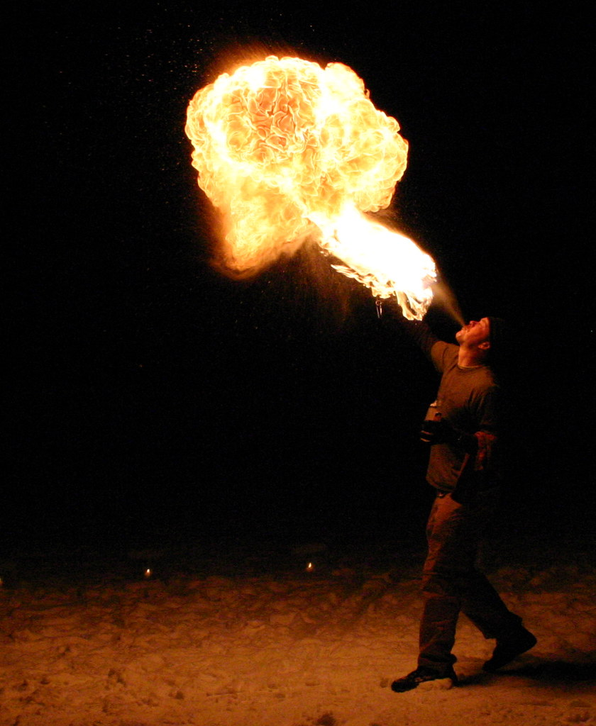 Image result for fire breathers