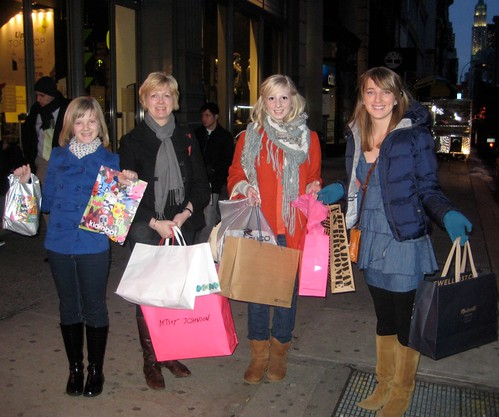 Feb. 17 - Happy SoHo shoppers | by PShareski
