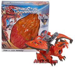 Dragons Universe Dragon's Egg Torchwing Toy | by Atamaii.tv