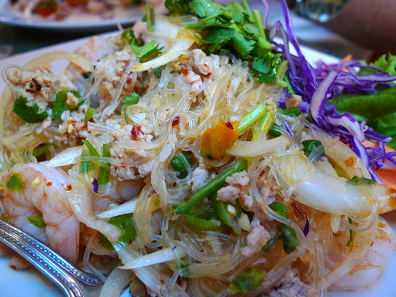 Thai Chicken and Noodles forecast