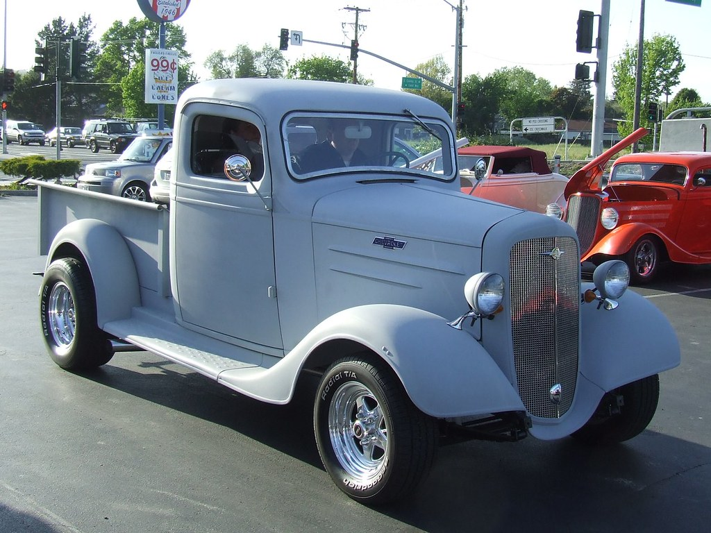 New Chevy Truck >> 1936 Chevrolet Pickup (Custom) 'JAZE 36' 1 | Jack Snell | Flickr