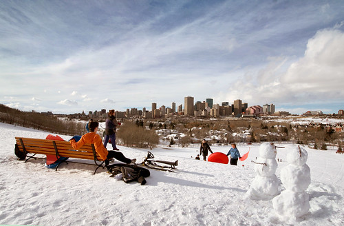 Winter fun in Edmonton | by Edmonton Economic Development Corporation