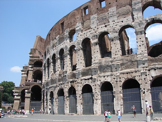 colosseum - Rome - Roma - Italy | by uksean13