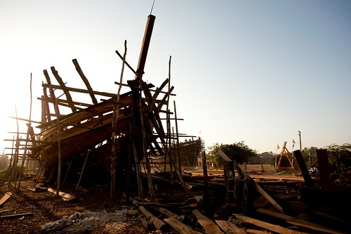 Veraval's Wooden Ships | by Sockeyed