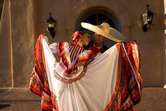 Folklorico Dancers in Old Town | by Albuquerque CVB