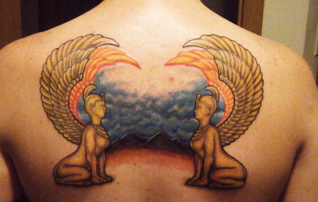 Lieblings never ending story 08 | eric bullock tattoos/art | Flickr #WE_09