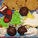 Christmast Cookie Plate