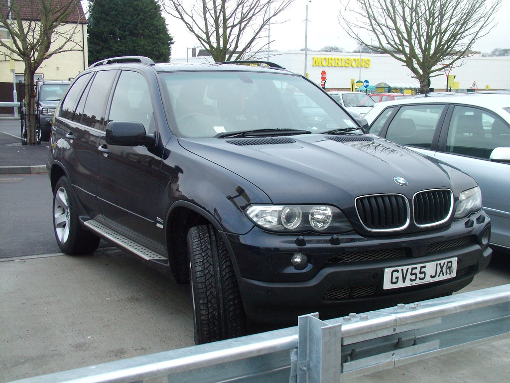 x5 sport d 2005 bmw x5 sport 3 0 d kenjonbro flickr. Black Bedroom Furniture Sets. Home Design Ideas