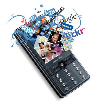 online met mobiel
