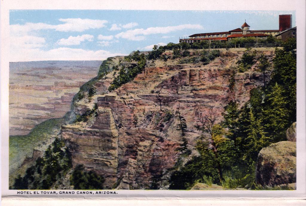 El tovar grand canyon arizona erin for El tovar grand canyon
