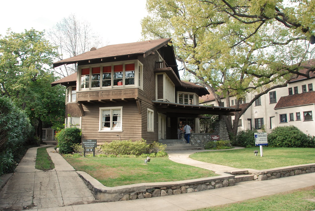Sanborn House Charles Amp Henry Greene Architects 1903
