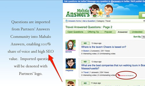 Mahalo's SEO Pitch | by search-engine-land