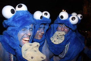 Mmmm Cookie Monsters | by Newsbie Pix