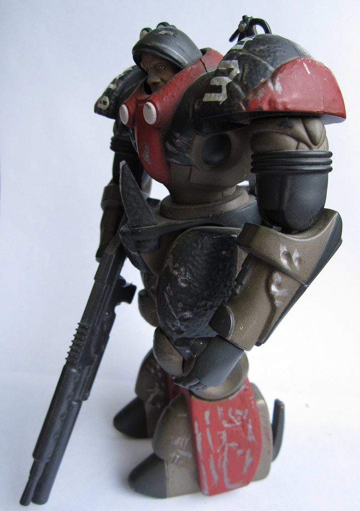 Starcraft Terran Marine Action Figure Sent Away For My