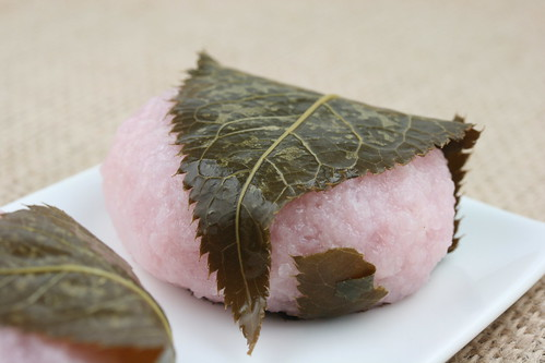 Sakura Mochi | by Food Librarian