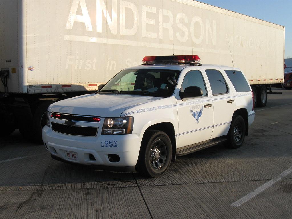 Ohio Motor Carrier Enforcement Bill Kast Flickr