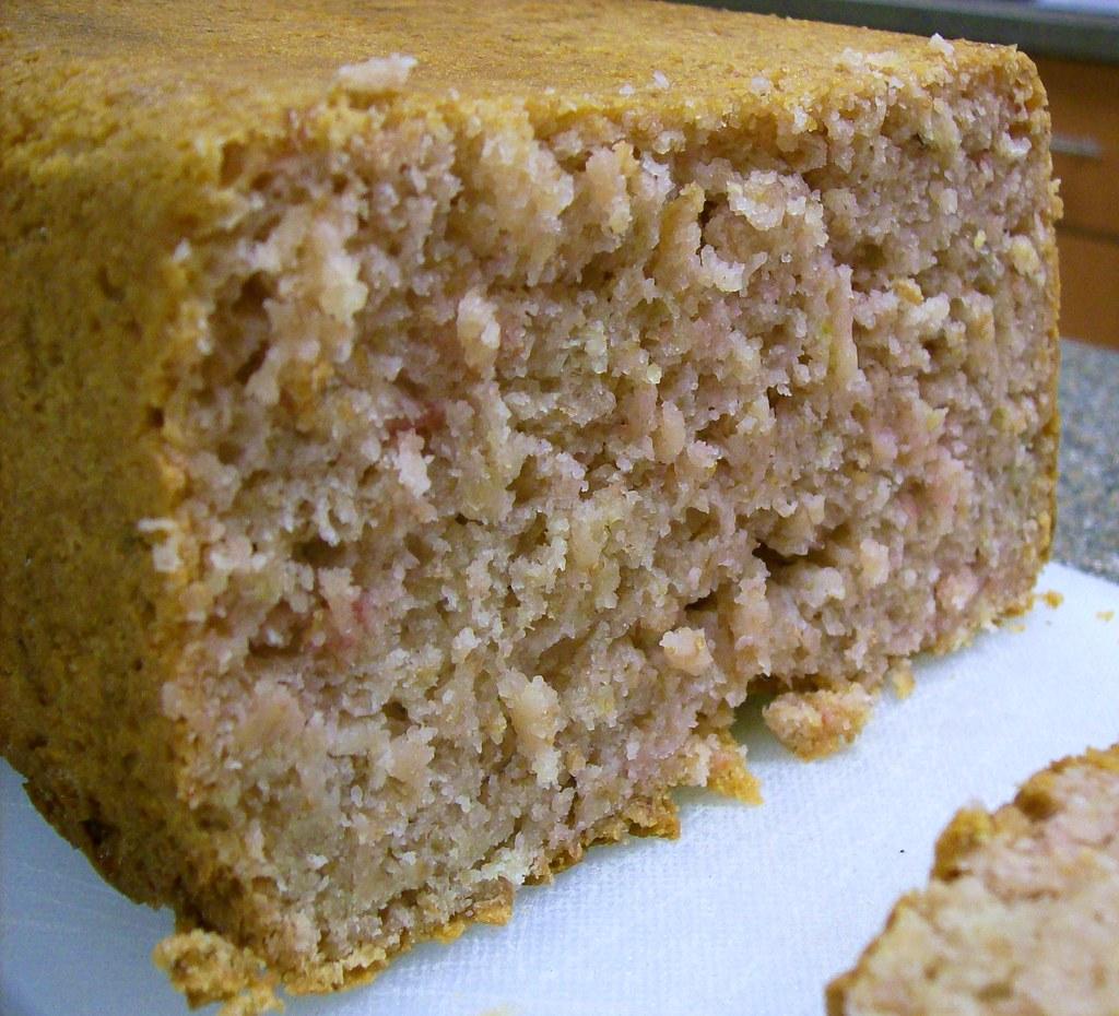 Strawberry Banana Bread Using Cake Mix