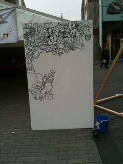 Celyn - Birmingham Children's Hospital Event - Birmingham Bullring | by Début Art