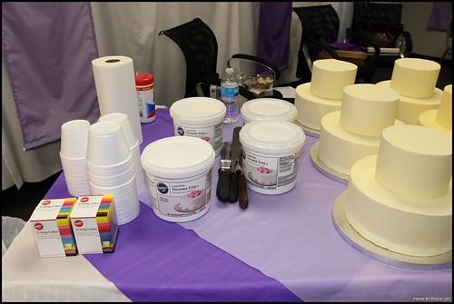 Cake Pan Supplies