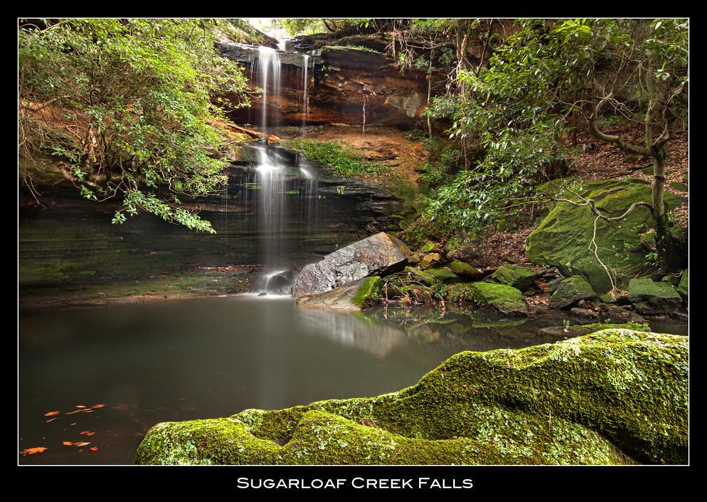 Sugarloaf creek