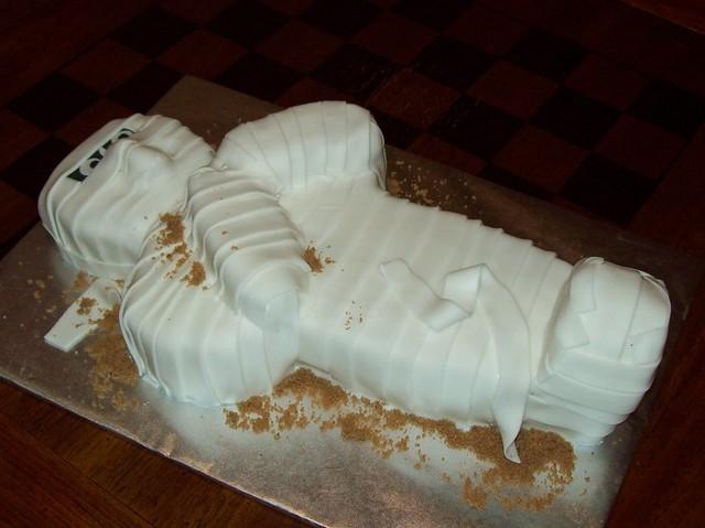 River S Mummy Cake Mummy Cake For Halloween Birthday