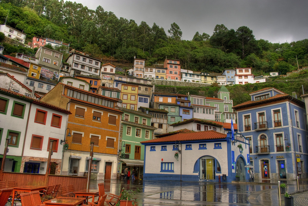 Cudillero Spain  City pictures : Cudillero Asturias | View On Black Cudillero en asturianu ...